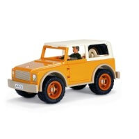 Schleich 4x4 Vehicle with Driver Toy
