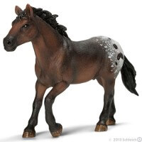 Schleich Appaloosa Stallion Toy