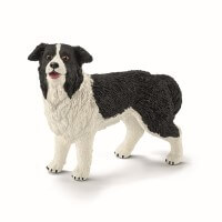 Schleich Border Collie Toy