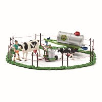 Schleich Cow Family on the Pasture Toy