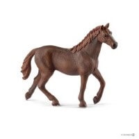 Schleich English Thoroughbred Mare Toy