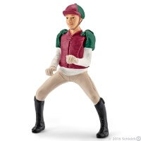 Schleich Eventing Rider Toy