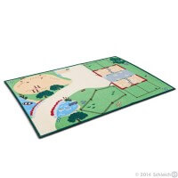 Schleich Farm Life Play Mat Toy