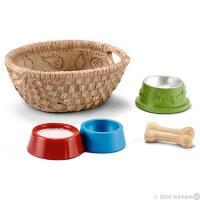 Schleich Feed for Dogs and Cats Toy
