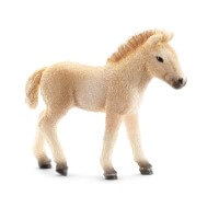 Schleich Fjord Horse Foal Toy