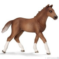 Schleich Hanoverian Foal 2013 Toy