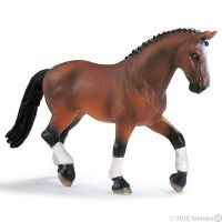 Schleich Hanoverian Mare Dressage Toy