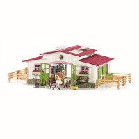 Schleich Horse Club Riding Center (pink) Toy