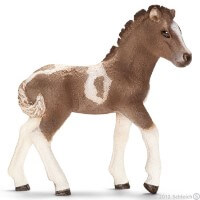 Schleich Icelandic Pony Foal Toy
