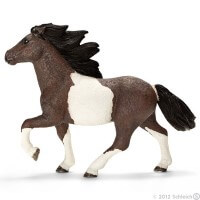 Schleich Icelandic Pony Stallion Toy