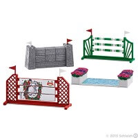 Schleich Jumping Course Toy