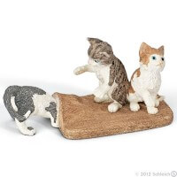 Schleich Kittens Toy