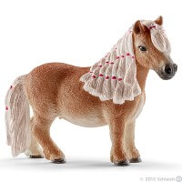 Schleich Mini Shetty mare Toy