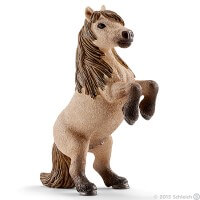 Schleich Mini Shetty stallion Toy