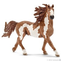 Schleich Pinto stallion 2015 Toy
