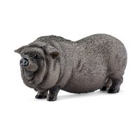 Schleich Pot Bellied Pig Toy