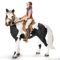 Schleich Riding Set 2013 Toy