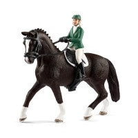 Schleich Showjumper with Horse Toy