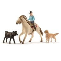 Schleich Western Riding Toy
