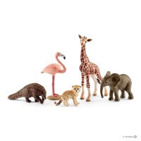 Schleich Assorted Wildlife Set Toy