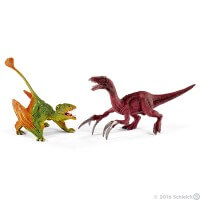 Schleich Dimorphodon Therizinosaurus Small Toy