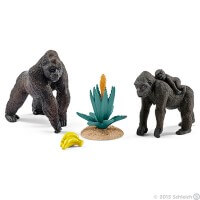Schleich Gorilla Family Toy