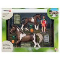 Schleich Horse Feed Playset Toy