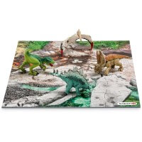Schleich Mini Dinosaurs Set 2 Toy