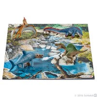 Schleich Mini Dinosaurs Set 4 Toy
