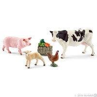 Schleich My First Farm Animals Toy
