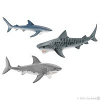 Schleich Shark Set Toy