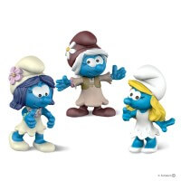 Schleich Smurf Movie Set 2 Toy