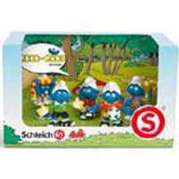 Schleich Smurf Set 2000-2009 Toy