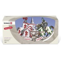 Schleich Tourament Knights Scenery Pack Toy