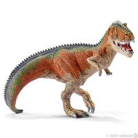 Schleich Giganotosaurus Orange Toy