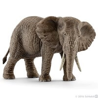 Schleich African Elephant Female 2016 Toy