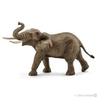 Schleich African Elephant Male 2016 Toy
