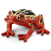 Schleich African Reed Frog Toy