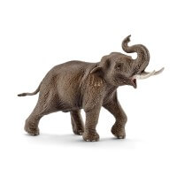 Schleich Asian Elephant Male 2017 Toy