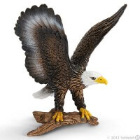 Schleich Bald Eagle Toy
