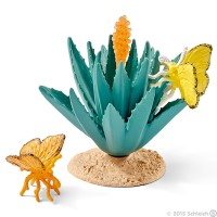 Schleich Butterfly Set Toy