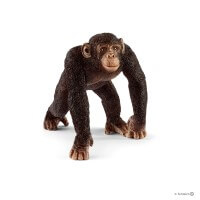 Schleich Chimpanzee Male 2018 Toy