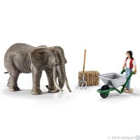 Schleich Elephant care set Toy