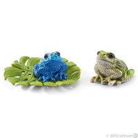 Schleich Frog Set Toy