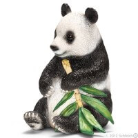 Schleich Giant Panda 2012 Toy