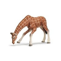 Schleich Giraffe Female drinking Toy
