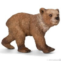 Schleich Grizzly Bear Cub 2013 Toy