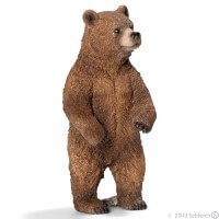 Schleich Grizzly Bear Female 2013 Toy