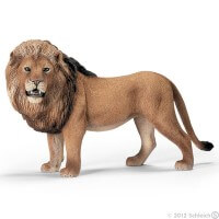 Schleich Lion Toy