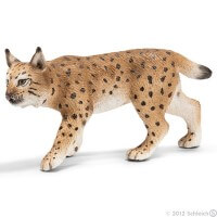Schleich Lynx Female Toy